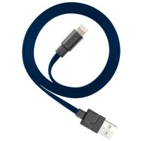 Ventev Charge & Sync Lightning Cable 4ft Alloy Cobalt MFI