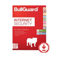 BullGuard Internet Security 1Yr 1-User OEM Digital Key