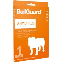 BullGuard Antivirus 1Yr 1-User OEM Digital Key
