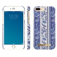 Ideal of Sweden iPhone 6S+/7+/8+ Boho Blue Pattern