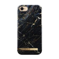 Ideal of Sweden iPhone 7+/8+ Laurent Black Marble