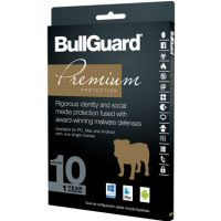 BullGuard Premium Protection 2018 1Yr 10-Devices