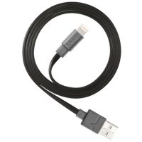 Ventev Charge & Sync Lightning Cable 6ft Black MFI