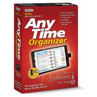 Anytime Organizer Deluxe Version 15