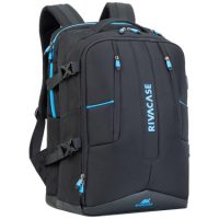 RivaCase Laptop Gaming Backpack 17.3in Borneo 7860Blk