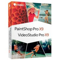 Corel Photo Video Suite w/ Video Studio 9 & Paintshop 9