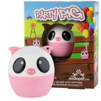 My Audio Pet Bluetooth Speaker Pig -  Party Pig