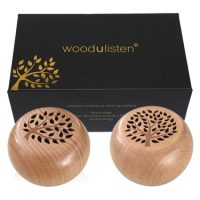woodulisten Bluetooth Speaker Stereo - 2 Speakers
