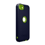OtterBox Touch 5G/6G Defender Navy Blue/Lime Green Punk