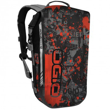 Ogio Backpack All Elements Rock & Roll Waterproof 15in