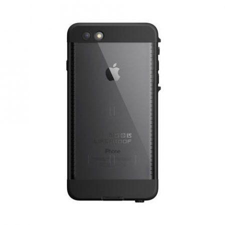 Lifeproof iPhone 6+ Nuud Clear/Black