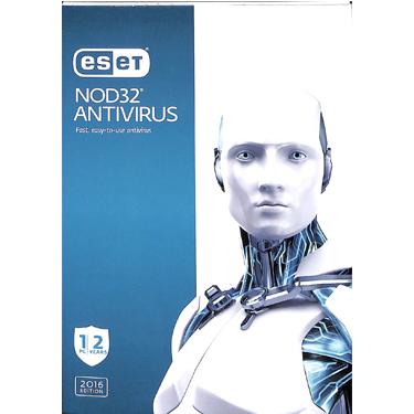 Eset Nod32 Antivirus V9 2Yr 1-User English