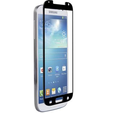 Nitro Galaxy S4 Tempered Glass Black Bezel