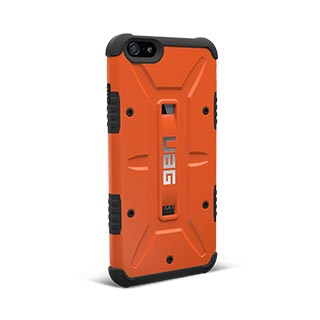 UAG iPhone 6+/6S+ Outland Rust/Black