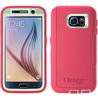 OtterBox Galaxy S6 Defender Melon Pop