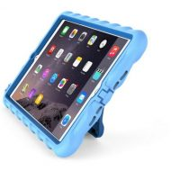 Gumdrop iPad Mini 4 Hideaway Case Light Blue/Royal Blue