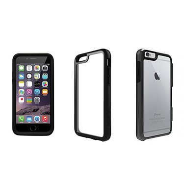 OtterBox iPhone 6+/6S+ MySymmetry Clear/Black Crystal