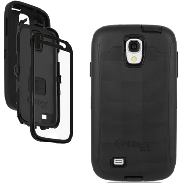 OtterBox Galaxy S4 Defender Black/Black