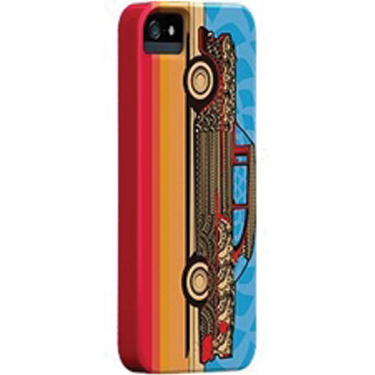 Case-Mate iPhone 5/5S/SE Geo Moto Print Tough Case