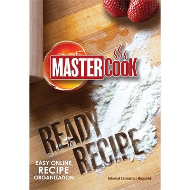 Mastercook Ready Recipe: Easy Online Recipe Organizer