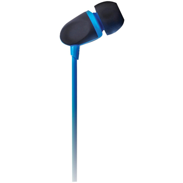 Ecko Pinch Earbuds w/Mic & Control Blue