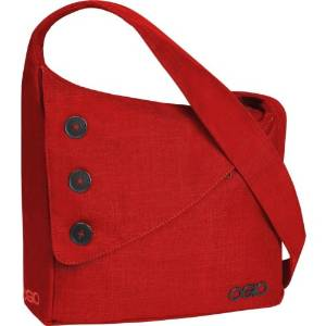 Ogio Women Tablet Purse Brooklyn Red