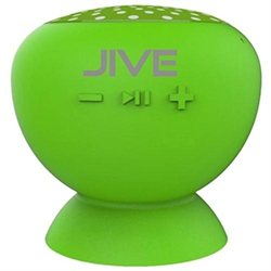Lyrix Jive Water Resistant Wireless Speaker Lime