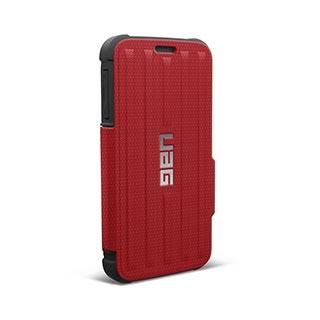 UAG Galaxy S6 Folio Rogue Red/Black