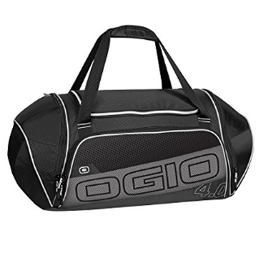 Ogio Duffel Bag Endurance 4.0 Black/Silver