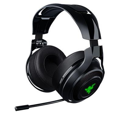 Razer Headset ManOWar Wireless Gaming