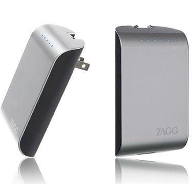 Zagg Sparq 3100mAh Wall Charger Portable Power Bank