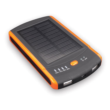 Tough Tested Solar Battery Charging System