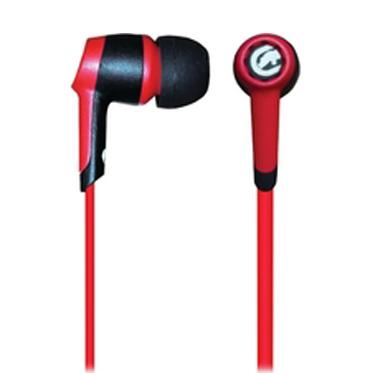 Ecko Edge Sport Earbuds w/Mic & Control Black/Red