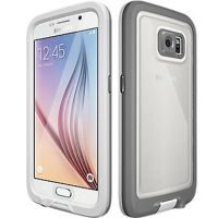 Lifeproof Galaxy S6 Fre White/Grey Avalanche