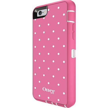 OtterBox iPhone 6/6S Defender Classic Apple Candied Dots