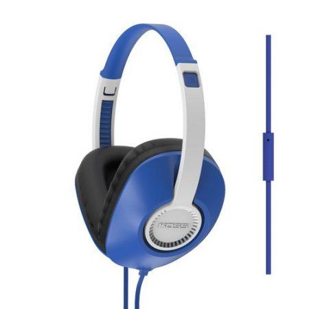 Koss Headphone UR23i FullSize with Mic Blue