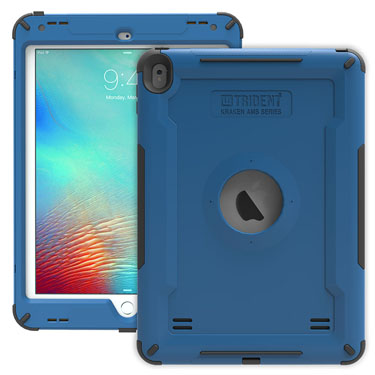 Trident iPad Pro 9.7in Kraken AMS Blue