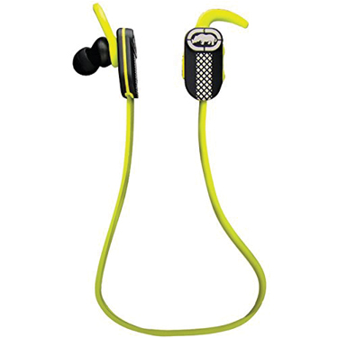Ecko Runner Bluetooth Earbuds w/ Mic Green