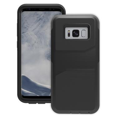 Trident Galaxy S8+ Warrior Black