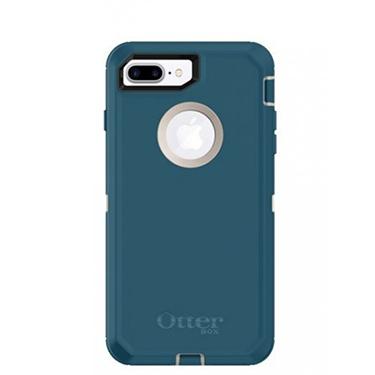 OtterBox iPhone 7+/8+ Defender Beige/Blue Big Sur