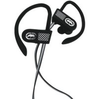 Ecko Runner2 Bluetooth Earbuds w/Hook Black