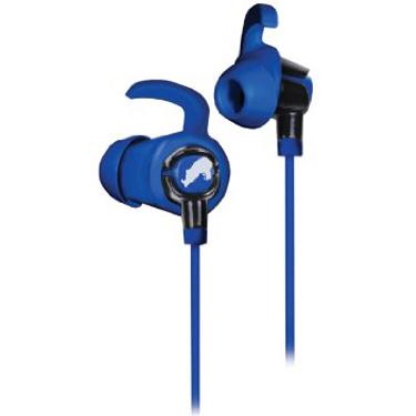 Ecko Edge Sport Earbuds Blue w/Mic & Control
