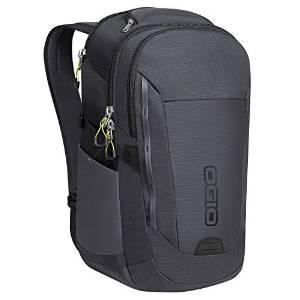 Ogio Backpack Ascent Pack 17in Black/Acid