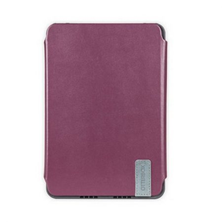 OtterBox iPad Mini 4 Symmetry Leather Folio Merlot Shadow