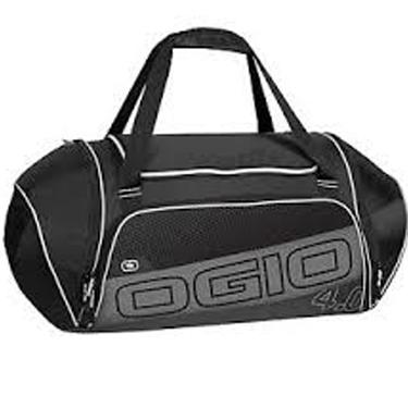 Ogio Duffel Bag Endurance 9.0 Black/Silver