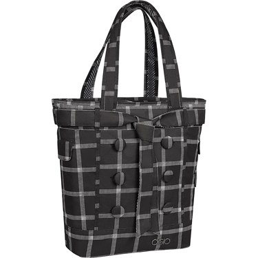 Ogio Women Tote Hamptons 15in Windowpane