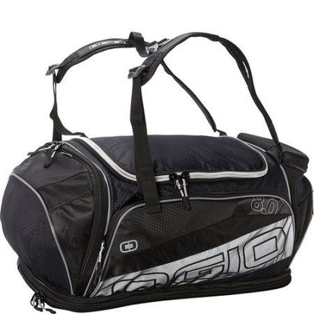 Ogio Duffel Bag Endurance 8.0 Black/Silver