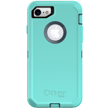 OtterBox iPhone 7/8 Defender Blue/Light Blue Borealis