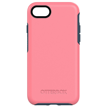 OtterBox iPhone 7/8 Symmetry Pink/Blue Saltwater Taffy