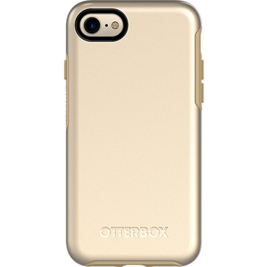 OtterBox iPhone 7/8 Symmetry Metallic Champagne